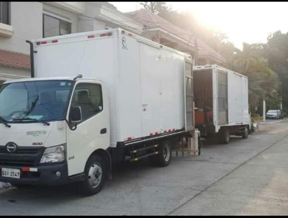 Fletes y Mudanzas Camion Grande