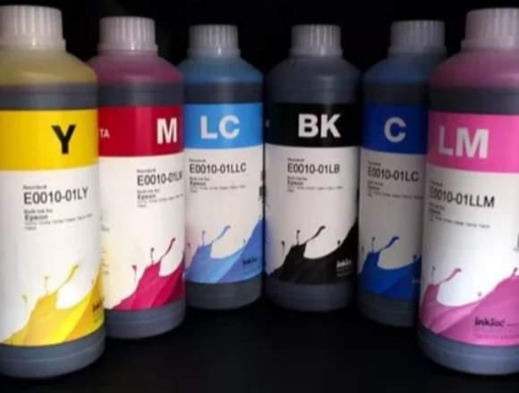 Tintas Inktec para Epson