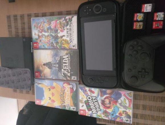 Combo Nintendo Switch