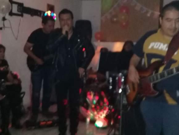 Banda de Rock para Bares y Fiestas La mejor Música