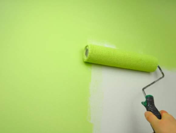 Pintado en Latex para hogar, oficina, empresa, etc