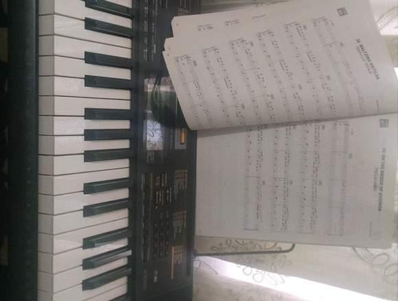 Vendo teclado organeta CTK 2400