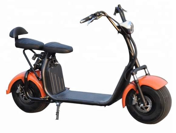 Se vende Moto Softsegway