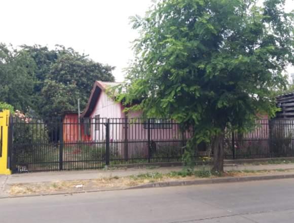 Se vende propiedad con casa.