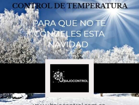 sistemas de control de temperatura