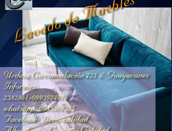 limpieza de muebles, colchones, sillas, paneles
