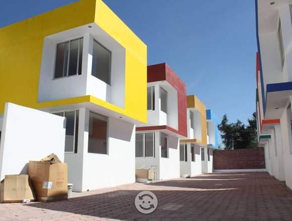 Estrena casa de 2 o 3 recámaras en Yauhquemehcan