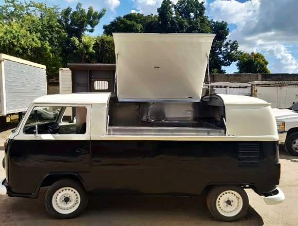 Fabricación de Food Trucks y Trailers de Comida