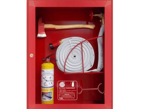 Gabinetes contra incendio