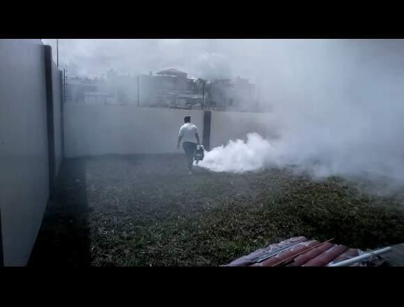 FUMIGADORES CONTRA INSECTOS EN SANTO DOMINGO