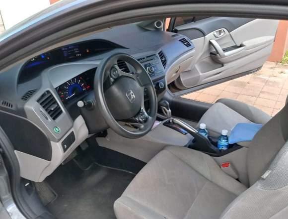 Honda Civic 2012 coupé- Motor 1.8