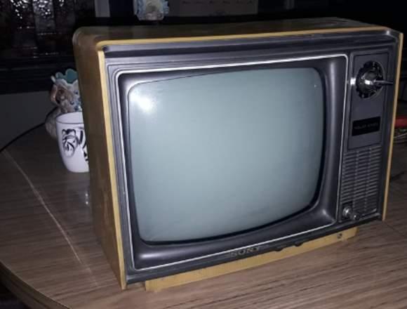 Televisor Panasonic Solid State 16 pulgadas.