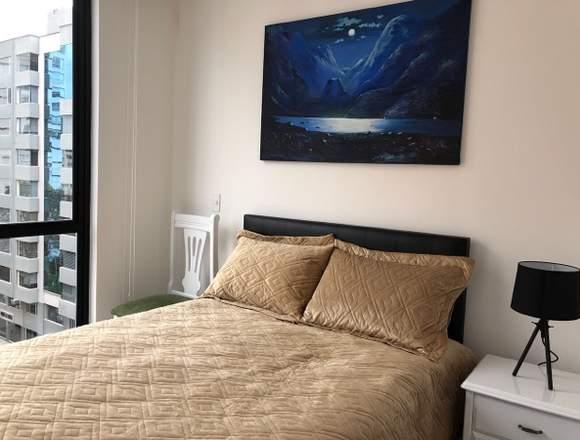 Apartamentos de lujo Quito-Ecuador (extranjeros)
