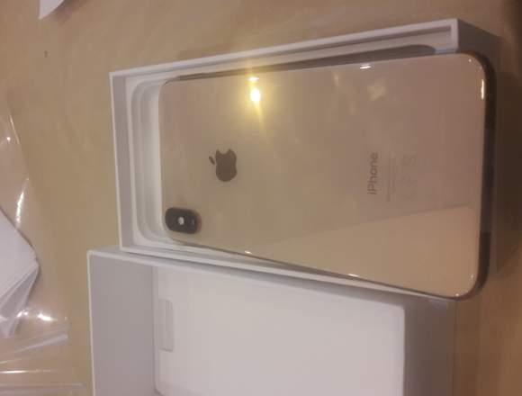 Iphone xs max 256 gb oro