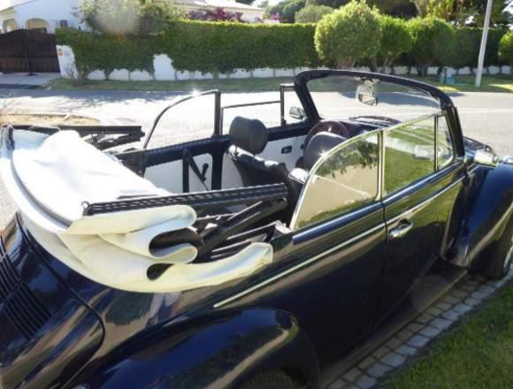 VW Carocha Cabriolet, original