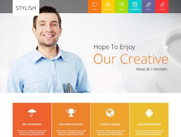 💎 Web Design - Fresco, Moderno e Económico.