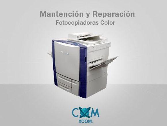 Mantención  Reparación Fotocopiadora Color Terreno