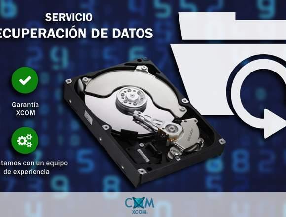 Servicio de Recuperación de Datos