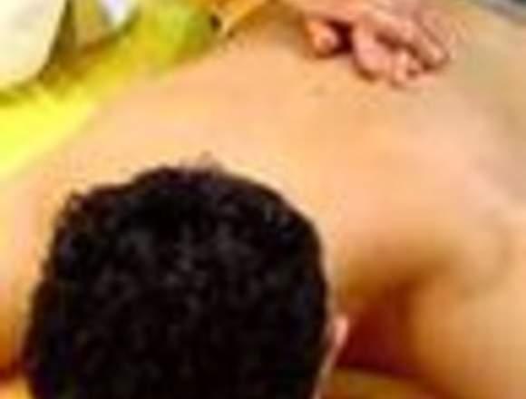 Quiromasaje, limpieza hidroterapia del colon.
