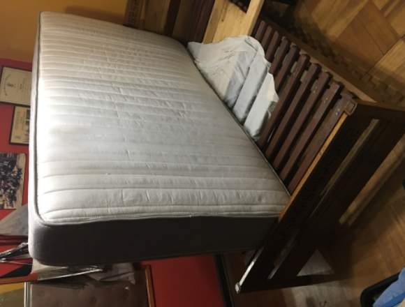Vendó cama de 1 y media