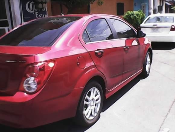 Chevrolet Sonoc LTZ 2014