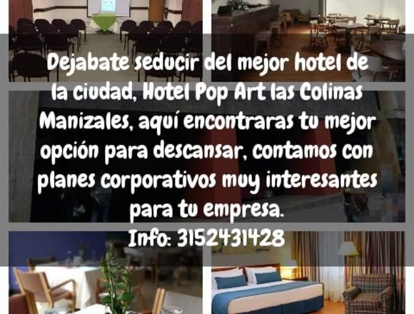 Hotel Pop Art Las Colinas
