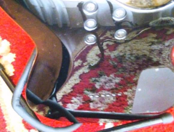 Guitarra eléctrica Zurda Fernández