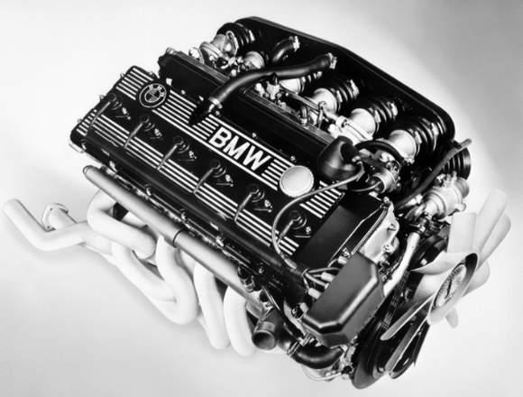medio motor BMW 320 , 325  3.0 lts 6 en linea