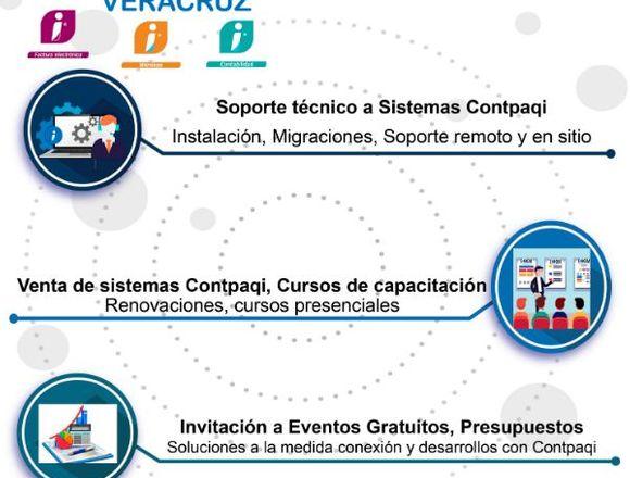 Distribuidor CONTPAQi® Veracruz
