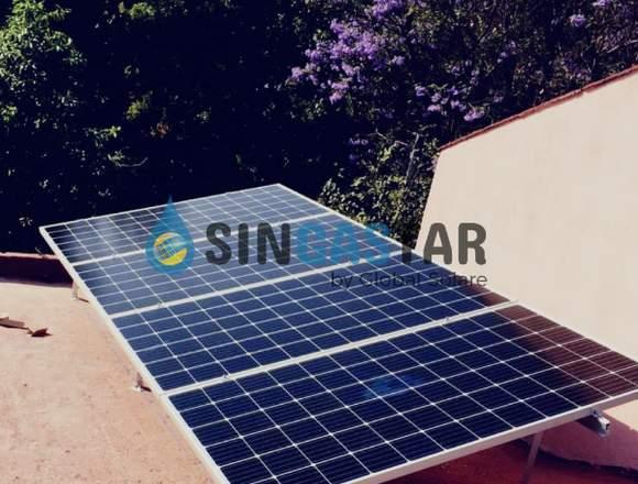 Kit Solar Aislado Plug And Play