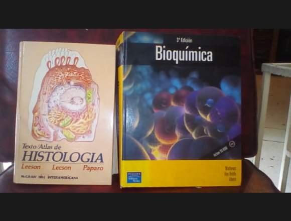 vendo los siguientes textos: Bioquímica Mattew 25