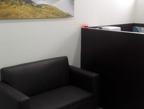 Oficinas amuebladas Cerca de Av. Reforma