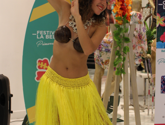 Show Hawaiano y Africano / Eventos Puebla