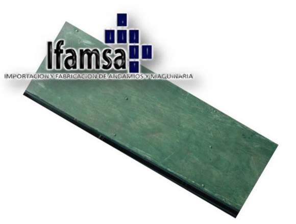 Plataforma Para Andamio IFAMSA