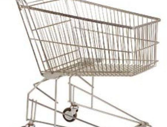 carros metalicos para supermercados