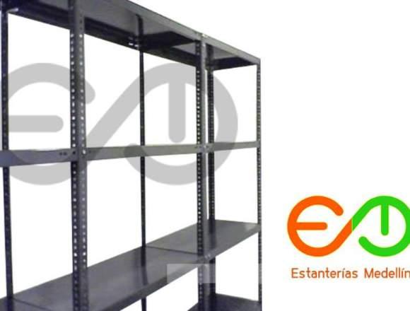 estanterias metalicas colombia Medellin
