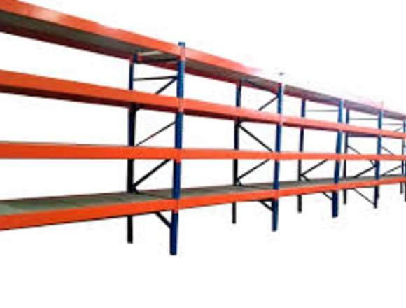 Estanterias metalicas industriales Colombia