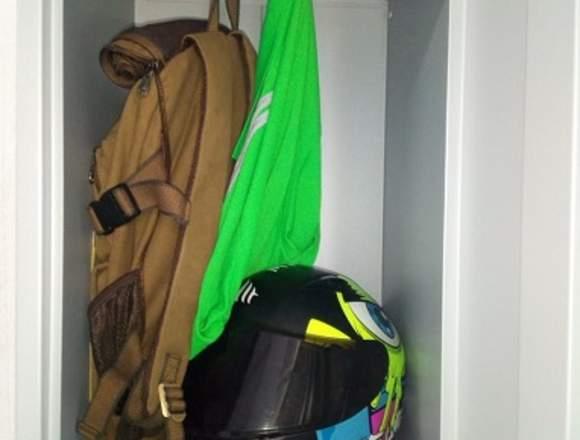 locker para cascos Colombia