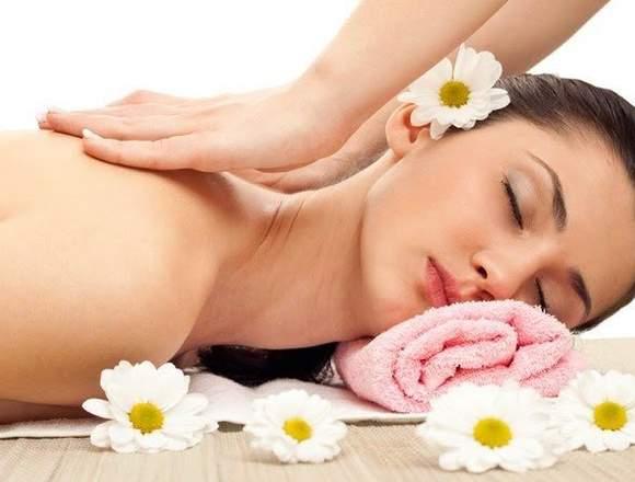 Terapia de masajes profesionales