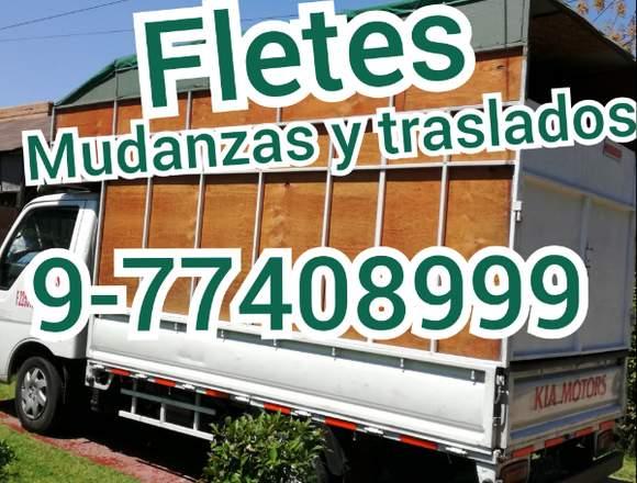 FLETES Y MUDANZAS MAIPU