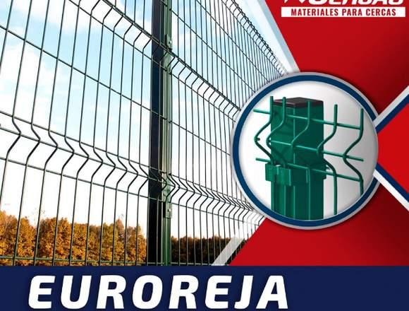 Euro Reja De Protección⚡