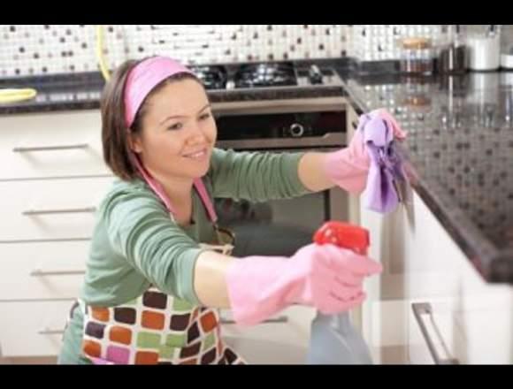 Busco Apoyo domestico en casa