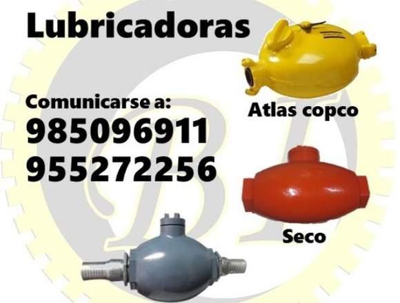 Lubricadora seco S250 y atlas