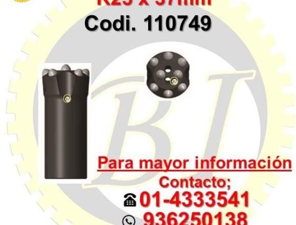 broca de perforacion r25 x 37mm 110749