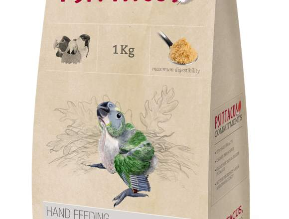 Papilla Alta Proteina para Aves 1kg