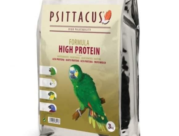 Croquetas alta proteina para loros 3kg
