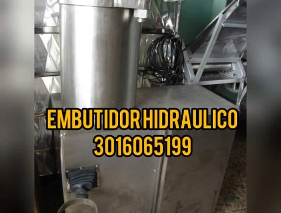 embutidor hidraulico