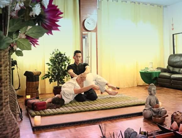 Masaje thai Quiro Masajista Antiestrés