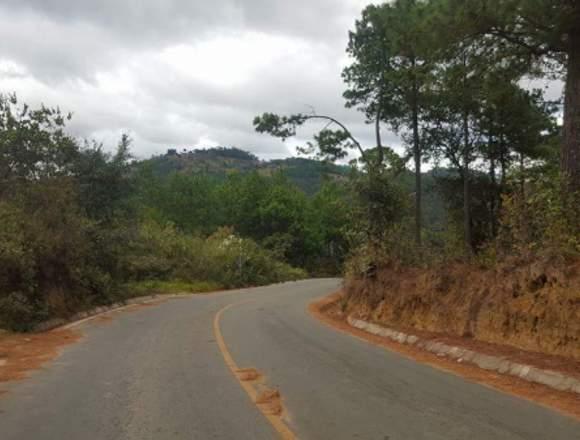 Terreno en venta en Chimaltenango Km 57.7