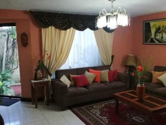 Vendo casa en San Cristóbal atrás de Novex